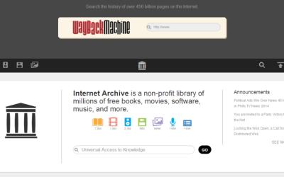 The Evolution of Websites Over Time