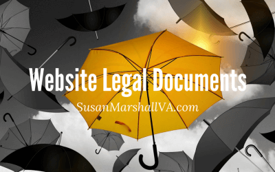 3 Website Legal Documents You Need For Your Website Now