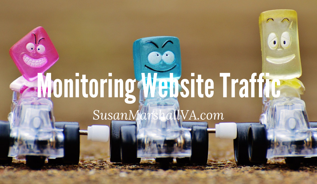 WordPress Website Traffic Monitoring